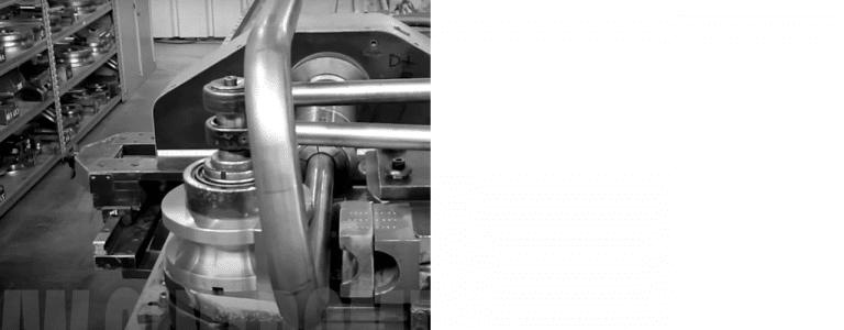 Cintrométal, cintrage de tube acier et inox